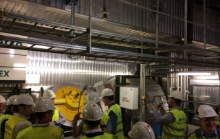 RELaTED partners visited Fortum Tartu CHP plant