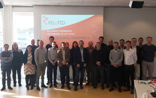 5th RELaTED Project General Assembly in Helsinge, Denmark