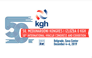 The RELaTED concept was presented at the 50th International HVAC&R Congress and Exhibition in Belgrade