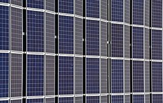 solar thermal facade