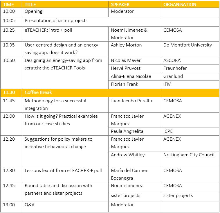 agenda final evente eTEACHER