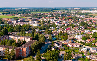Tartu demo site - RELaTED ultra-low temperature district heating concept