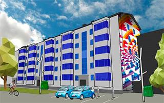 SmartEnCity and RELaTED pilot site, in Tartu, Estonia
