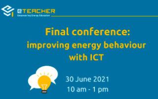 eTEACHER final conference